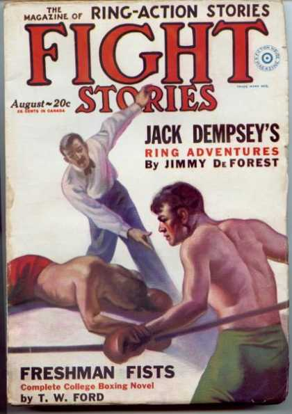 Fight Stories 6