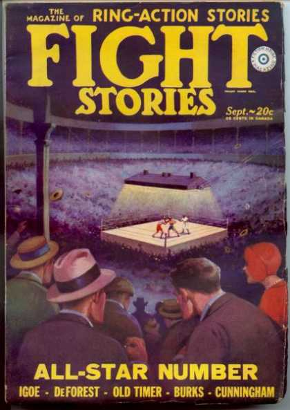 Fight Stories 7