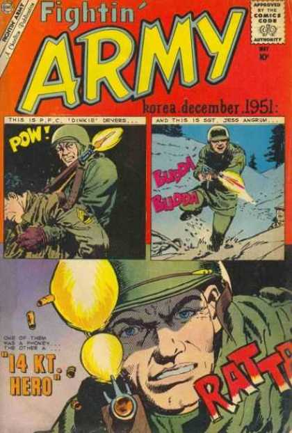 Fightin' Army 35