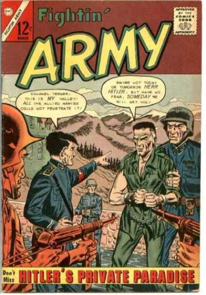 Fightin' Army 51