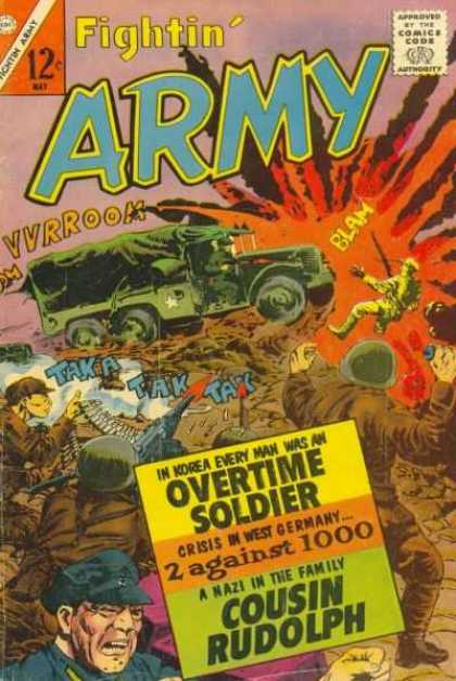 Fightin' Army 52