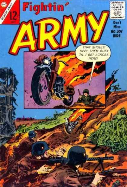 Fightin' Army 53