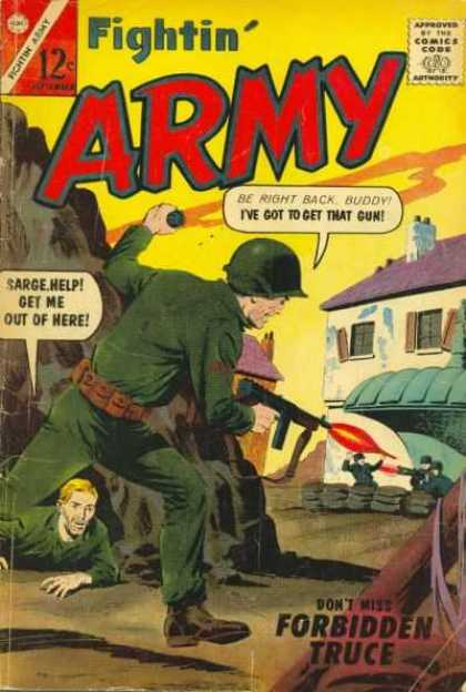 Fightin' Army 54