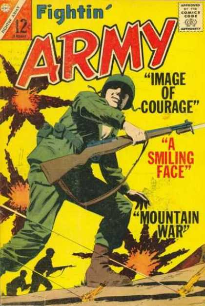Fightin' Army 56