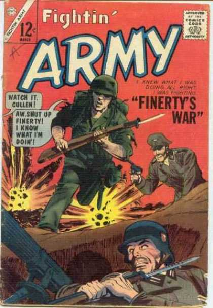 Fightin' Army 62
