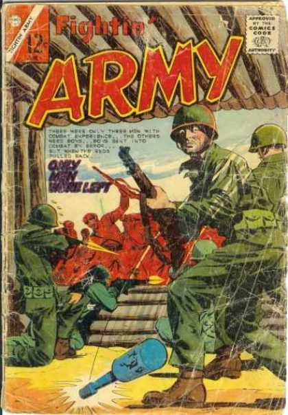 Fightin' Army 63