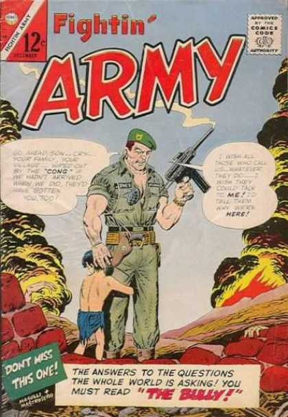Fightin' Army 66