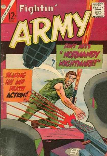 Fightin' Army 67