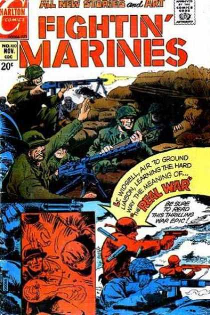 Fightin' Marines 100
