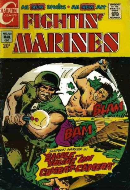 Fightin' Marines 102