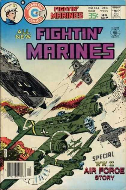 Fightin' Marines 134