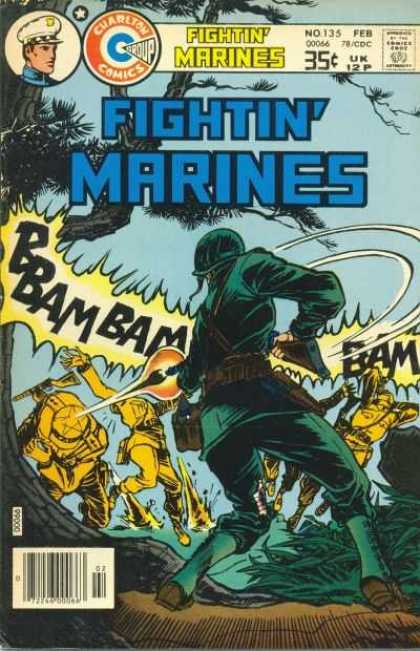 Fightin' Marines 135