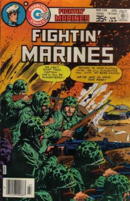 Fightin' Marines 138