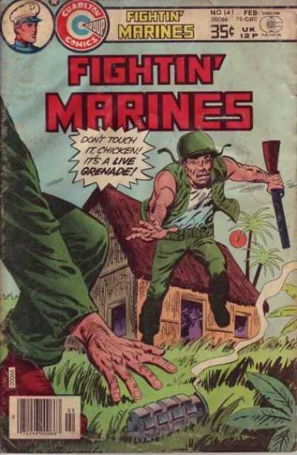 Fightin' Marines 141