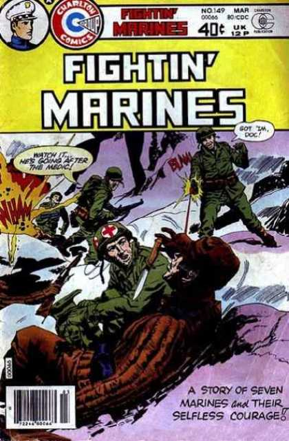 Fightin' Marines 149