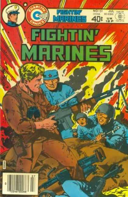 Fightin' Marines 151