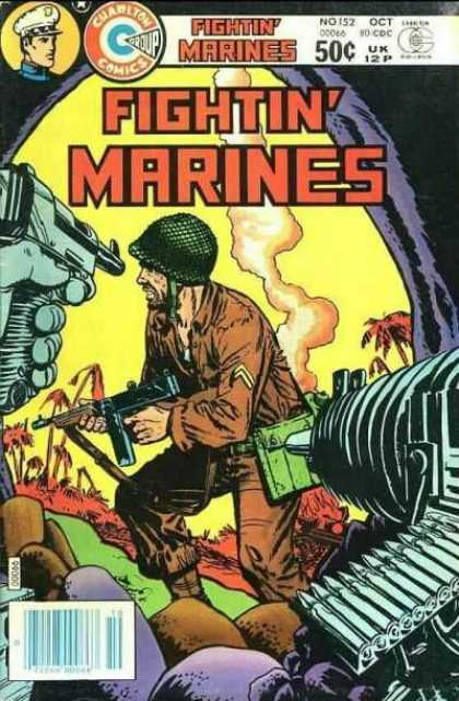 Fightin' Marines 152