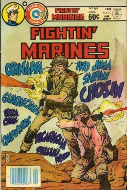 Fightin' Marines 161