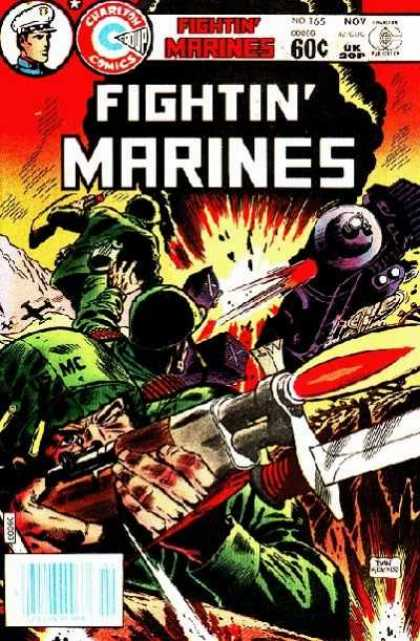 Fightin' Marines 165