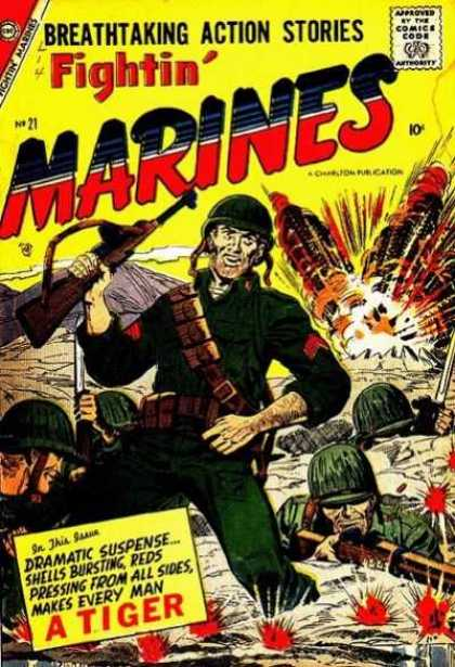 Fightin' Marines 21