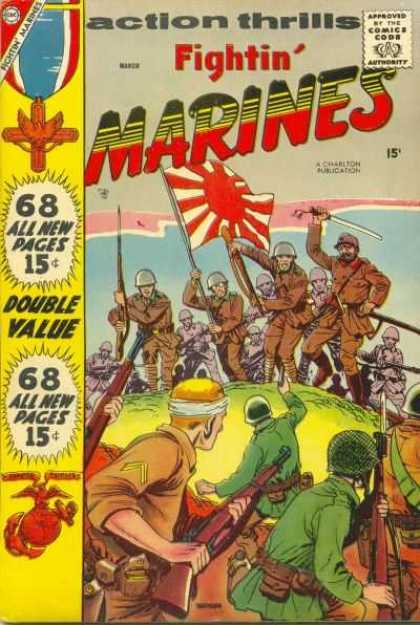 Fightin' Marines 25