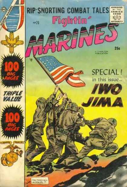 Fightin' Marines 26