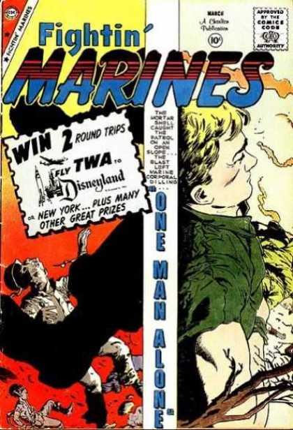 Fightin' Marines 34