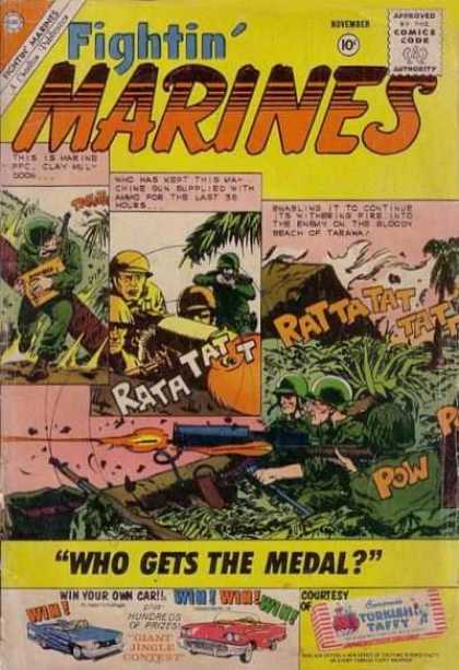 Fightin' Marines 38