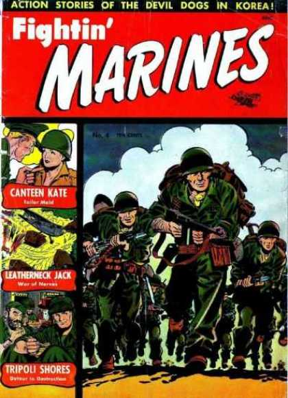 Fightin' Marines 4