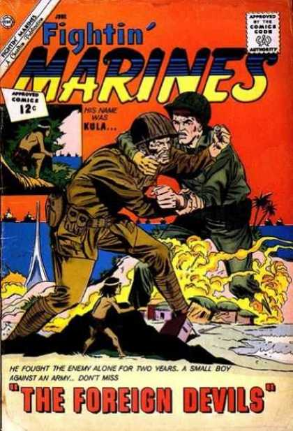 Fightin' Marines 47