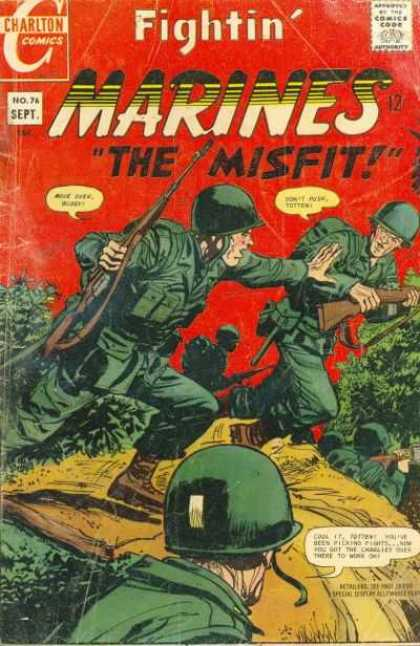 Fightin' Marines 76