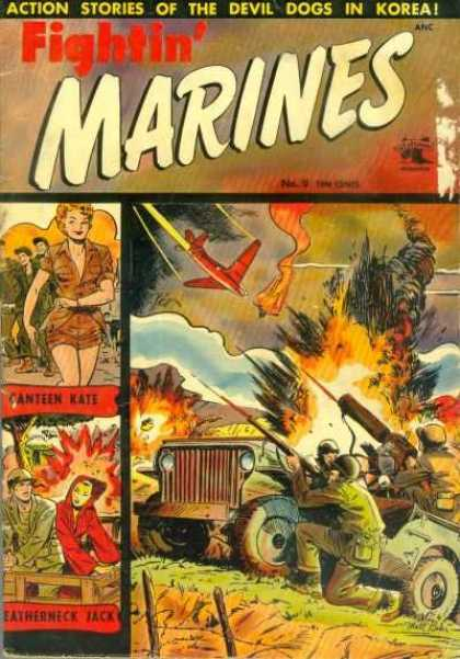 Fightin' Marines 9