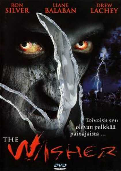 Finnish DVDs - The Wisher