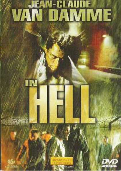 Finnish DVDs - In Hell