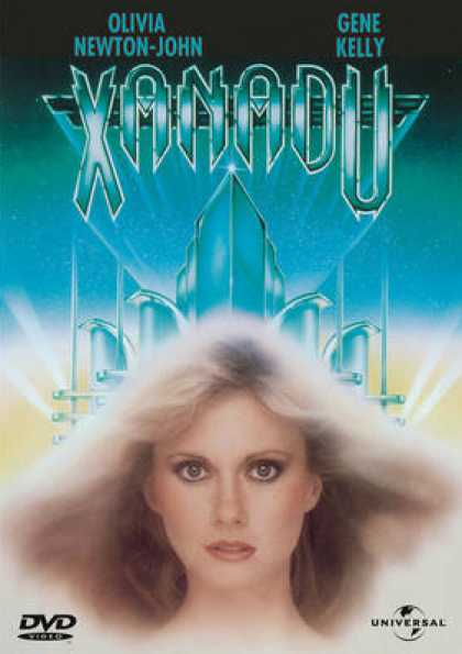 Finnish DVDs - Xanadu