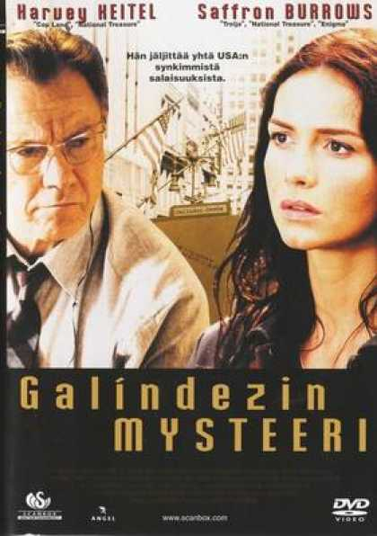 Finnish DVDs - The Galindez File