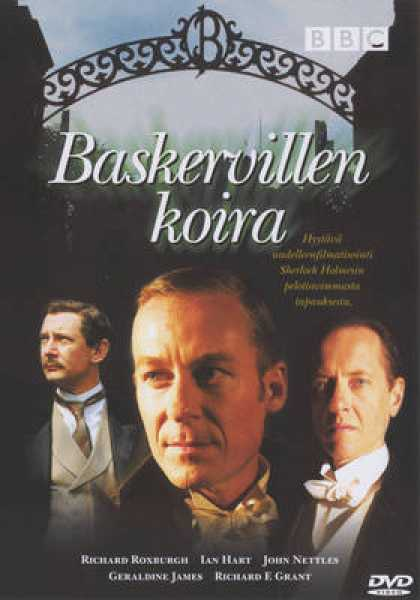Finnish DVDs - The Hound Of The Baskervilles