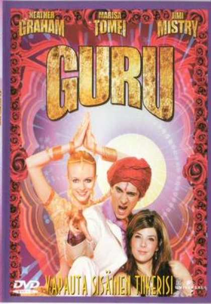 Finnish DVDs - The Guru