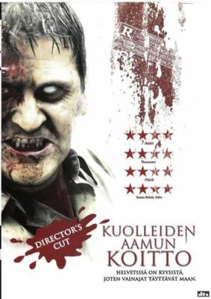 Finnish DVDs - Dawn Of The Dead