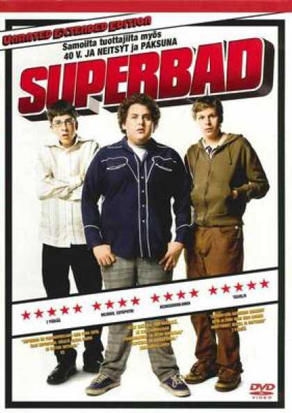 Finnish DVDs - Superbad