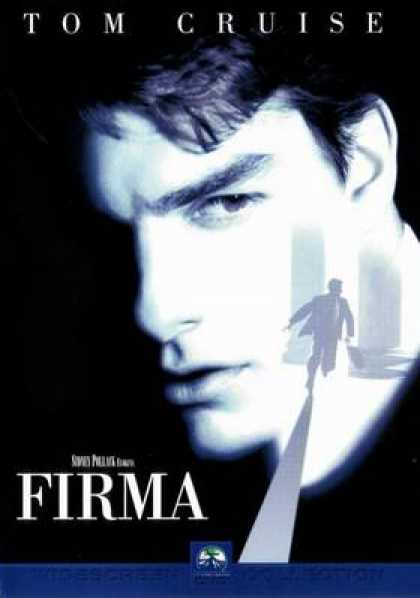 Finnish DVDs - The Firm