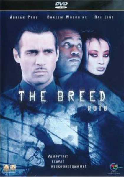 Finnish DVDs - The Breed