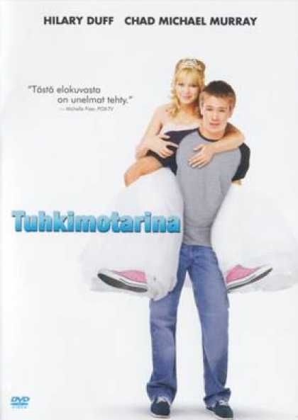 Finnish DVDs - A Cinderella Story
