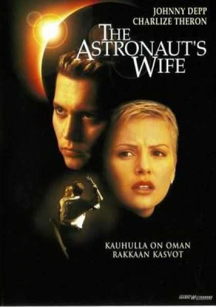 Finnish DVDs - The Astronauts Wife