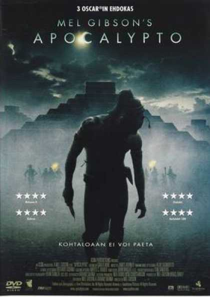 Finnish DVDs - Apocalypto
