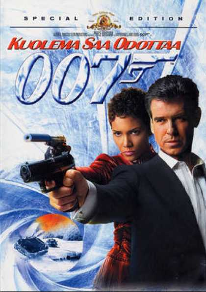 Finnish DVDs - Die Another Day