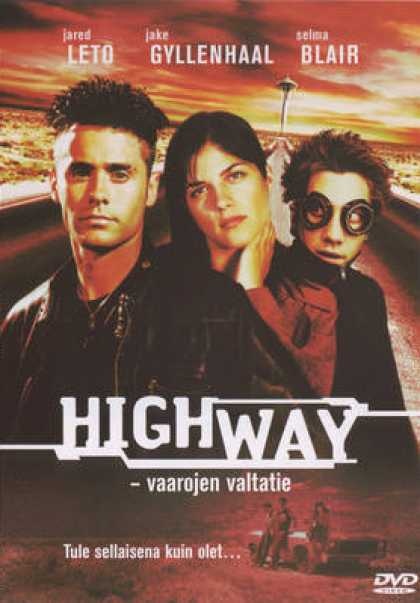 Finnish DVDs - Highway