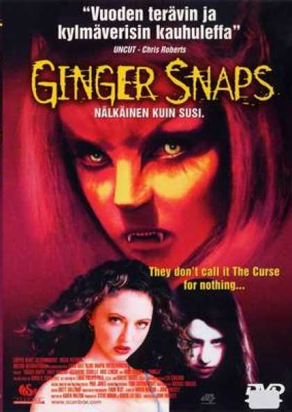 Finnish DVDs - Ginger Snaps
