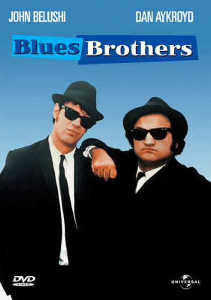 Finnish DVDs - The Blues Brothers