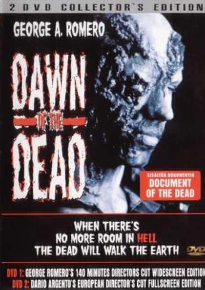 Finnish DVDs - Dawn Of The Dead 1968